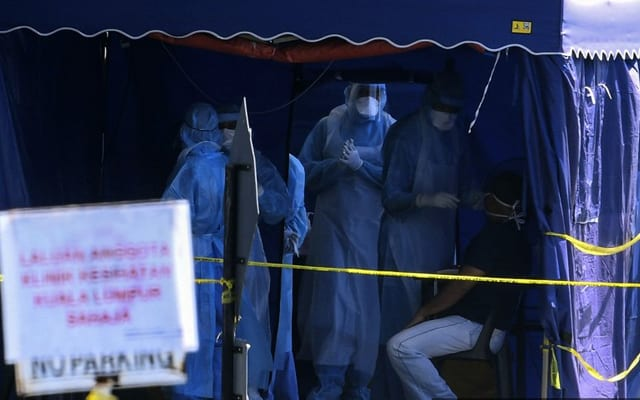 Terbaru Malaysia catat 26 kematian lagi Covid-19, 130 kes baru