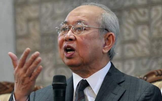 Menurut Ku Li, pendaftaran PN dapat bantahan ramai