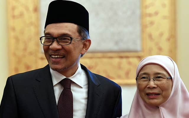 Pemimpin Umno ulangi pendirian tolak DAP, Anwar dan Mahathir