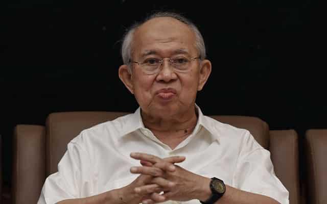 Umno tersepit dengan tindakan Ku Li?