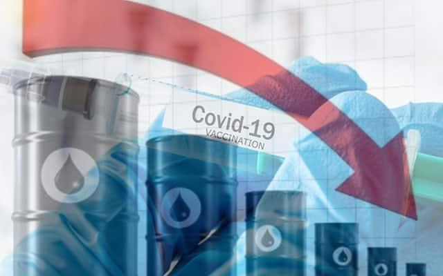 GEMPAR | Strain baharu Koronavirus wujudkan suasana panik dalam pasaran, harga minyak jatuh