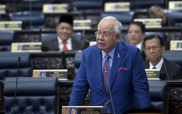 Sokong bajet : Penyokong luah rasa kecewa, Najib beri alasan 'kekurangan masa'