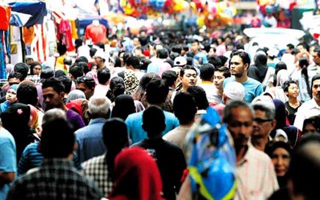 Panas !!! Purata pendapatan rakyat menurun RM600 sebulan