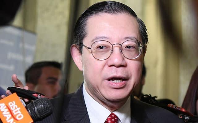 Tolak darurat : Lim Guan Eng dipanggil ke Bukit Aman