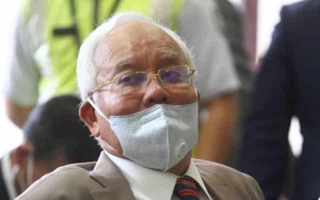 Najib kantoi di mahkamah terima RM2.973 bilion daripada 1MDB
