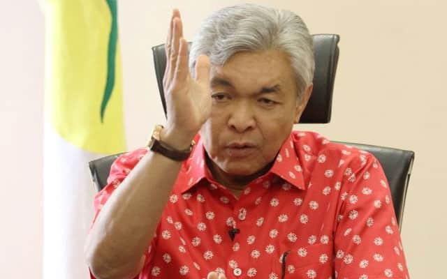Pemimpin tertinggi parti sepatutnya diberi jawatan dalam kabinet – Zahid