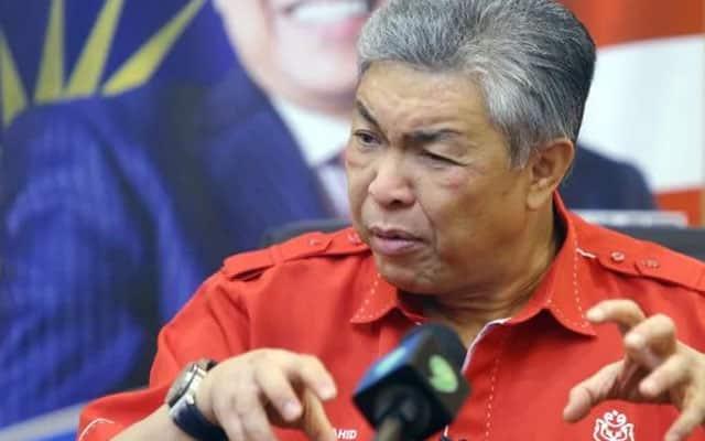 Zahid buka cerita mengapa beliau bercuti dari Presiden Umno selama 6 bulan